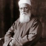 "The eldest son of Bahá'u'lláh, 'Abdu'l-Bahá was appointed by his Father to lead the Bahá'í Faith after His passing. Known as ""the Master,"" 'Abdu'l-Bahá played a crucial role in ensuring that the Bahá'í Faith would not fragment into different sects."